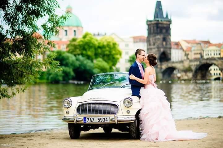 Veteránem na svatbu - Obrázek č. 37