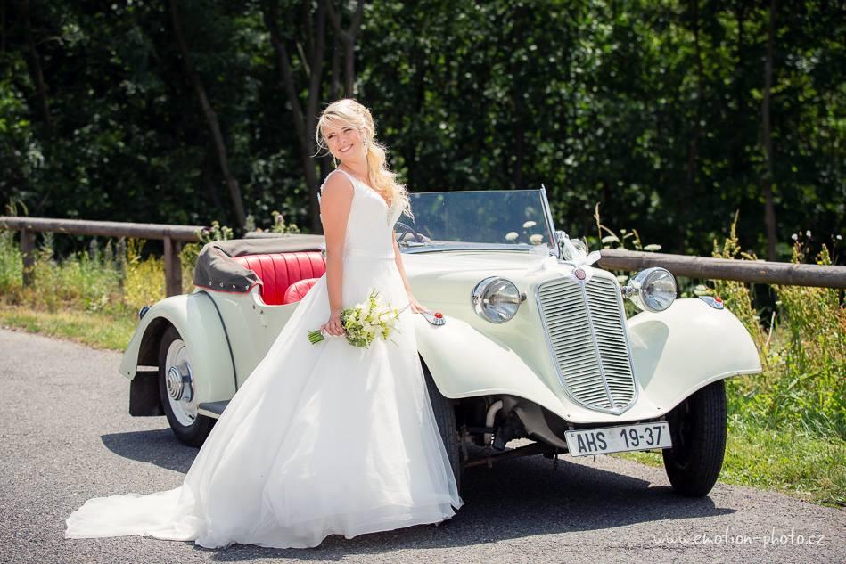 Svatební veteráni - Tatra 57 a Sport - Obrázek č. 327