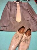 oblek velkost 52-54, 52
