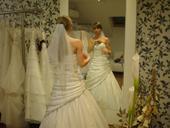 Svadobné šaty kúpené v Princess, 34