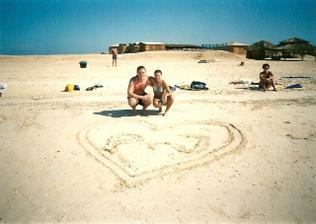 Tak taketo prekvapenie spravil Patrik pre mna na dovolenke v Egypte