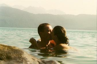 Fotka použita na svadobne oznamenie
