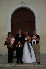 Sestra,krsniatka Patka,Sofinka a Adik