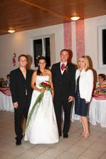 gratulanti kamaratka Nadka s Palinom