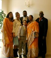 manzel, dcera, syn, teta a tchan s tchyni
