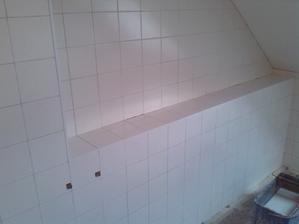 vrchná kúpelňa zaspárovaná