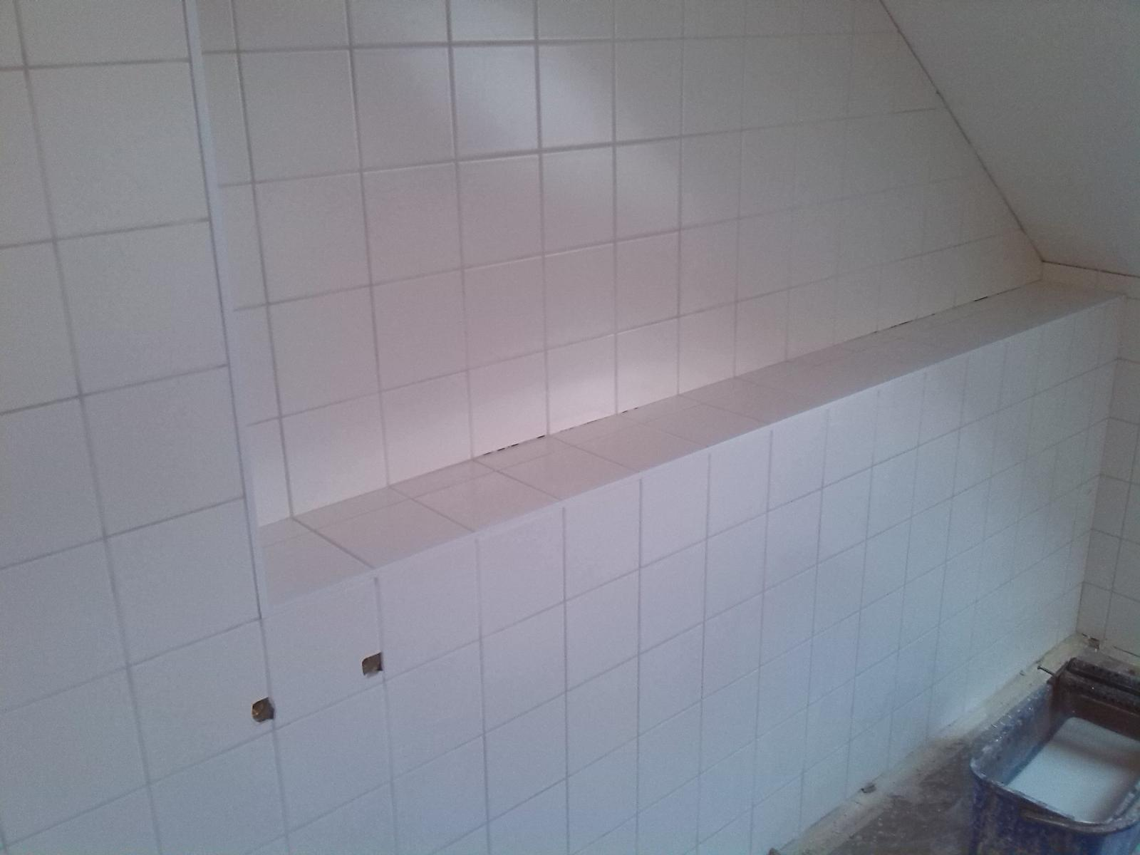 Nova 77 - vrchná kúpelňa zaspárovaná