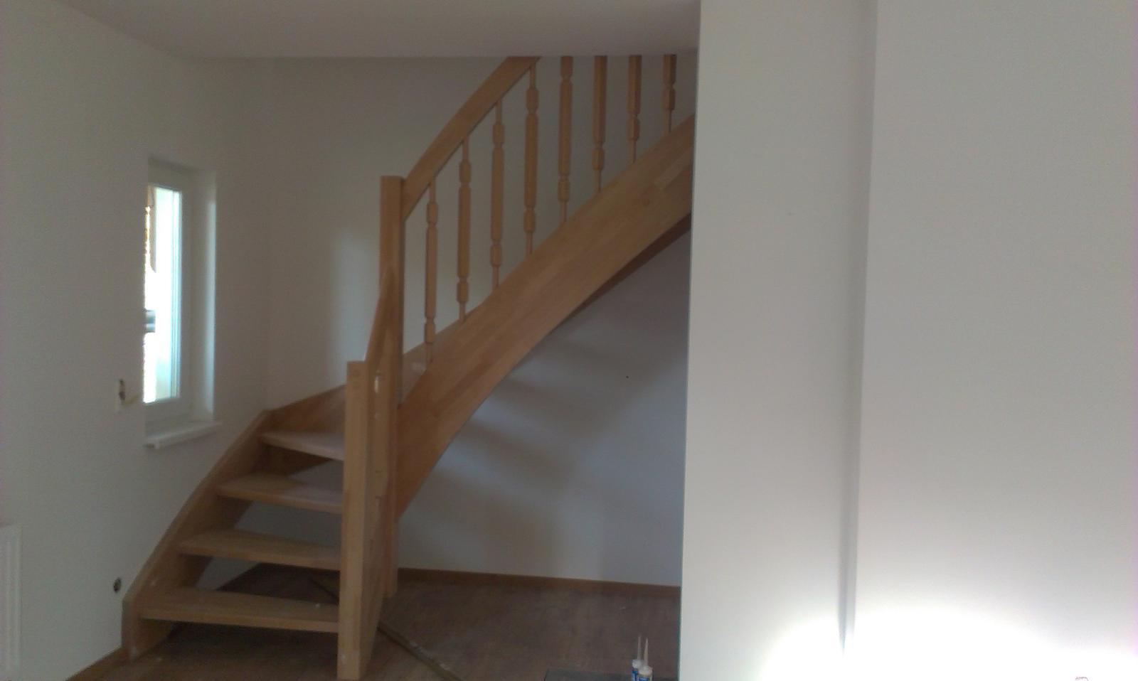 Nova 77 - kompletné schodisko