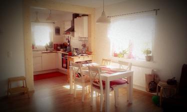 obedné slnko - užívam si svetlé a slnečné bývanie