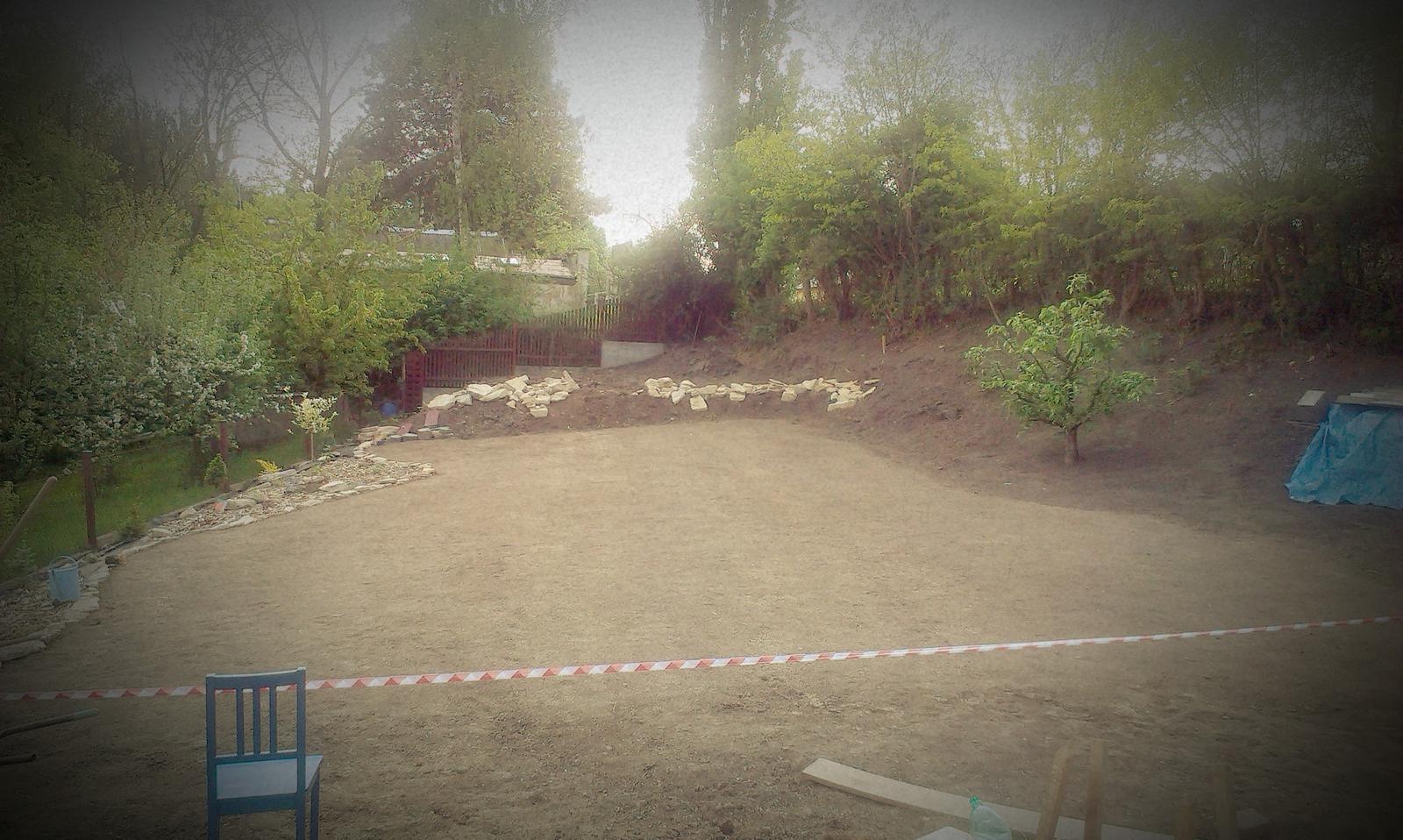 Záhrada - Zákaz vstupu!