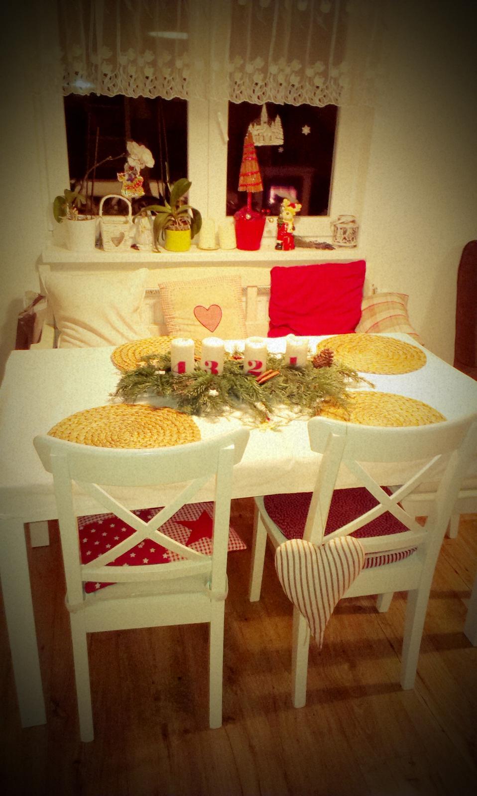 """Zariaďujem a ,,tuningujem"""" :-) - vianočné foto"""
