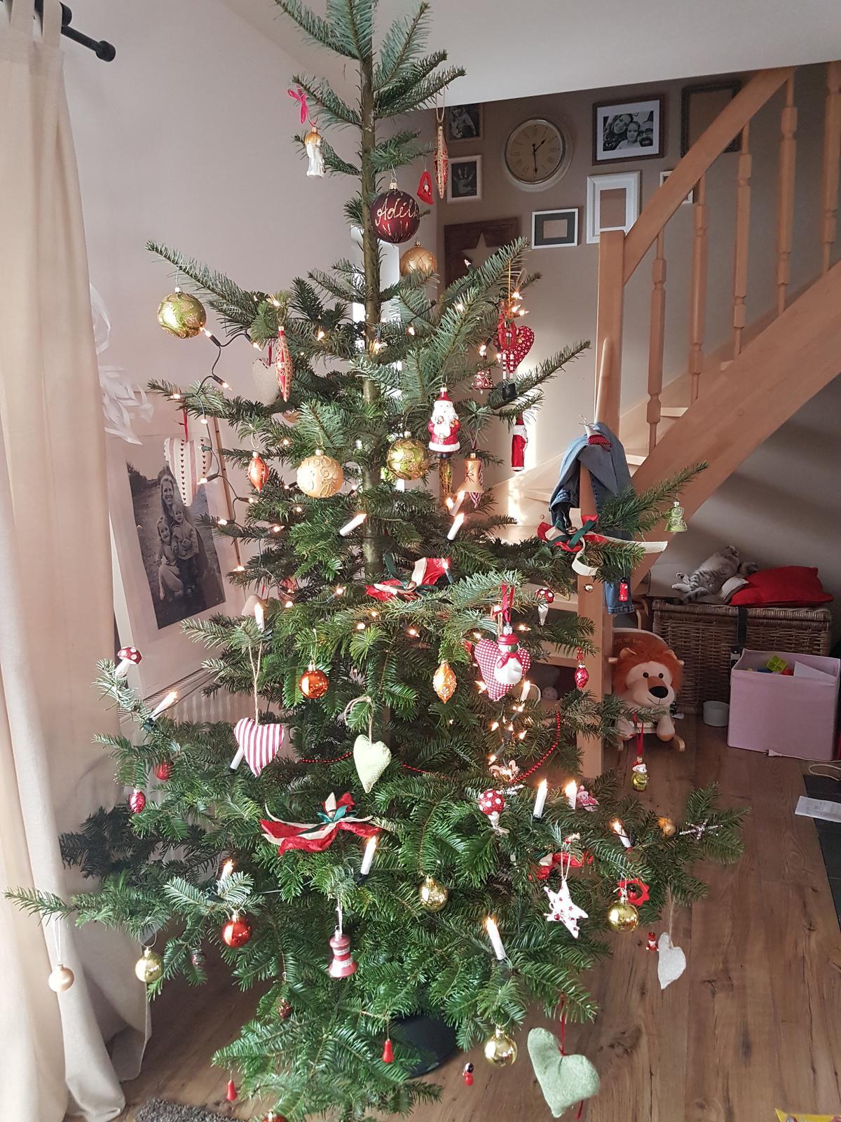 """Zariaďujem a ,,tuningujem"""" :-) - Vianoce 2017"""