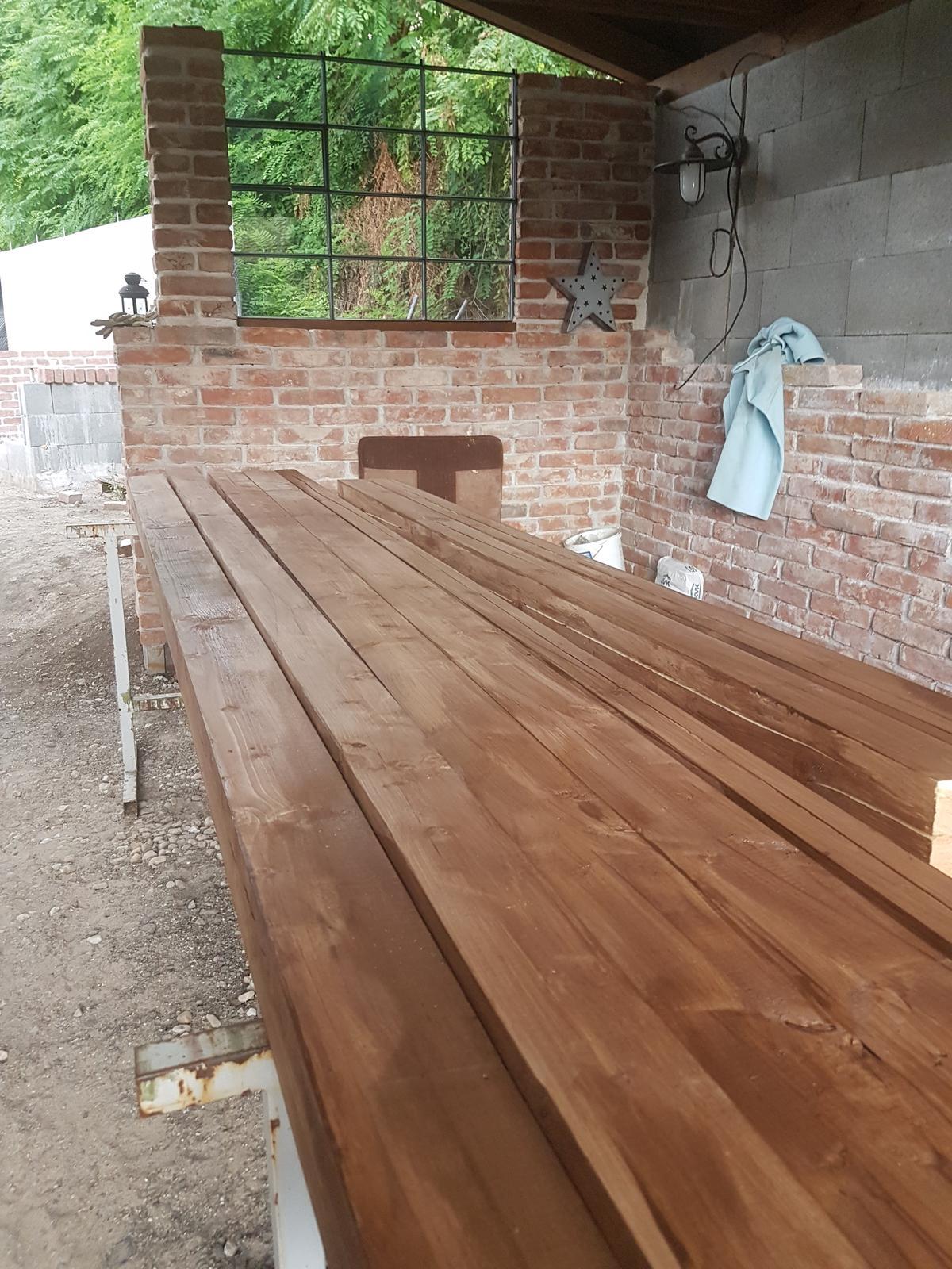 Drevník a kafé kútik - projekt roku  2018 - Obrázek č. 46