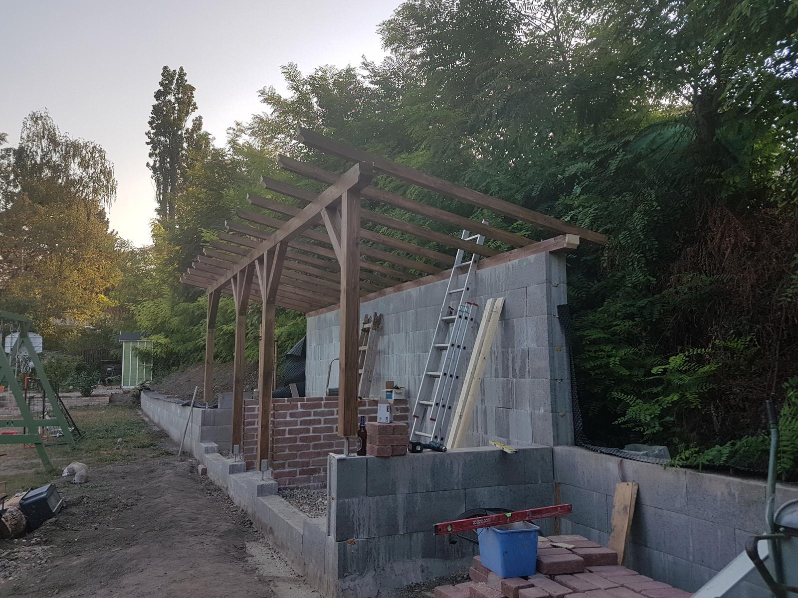Drevník a kafé kútik - projekt roku  2018 - Obrázek č. 52