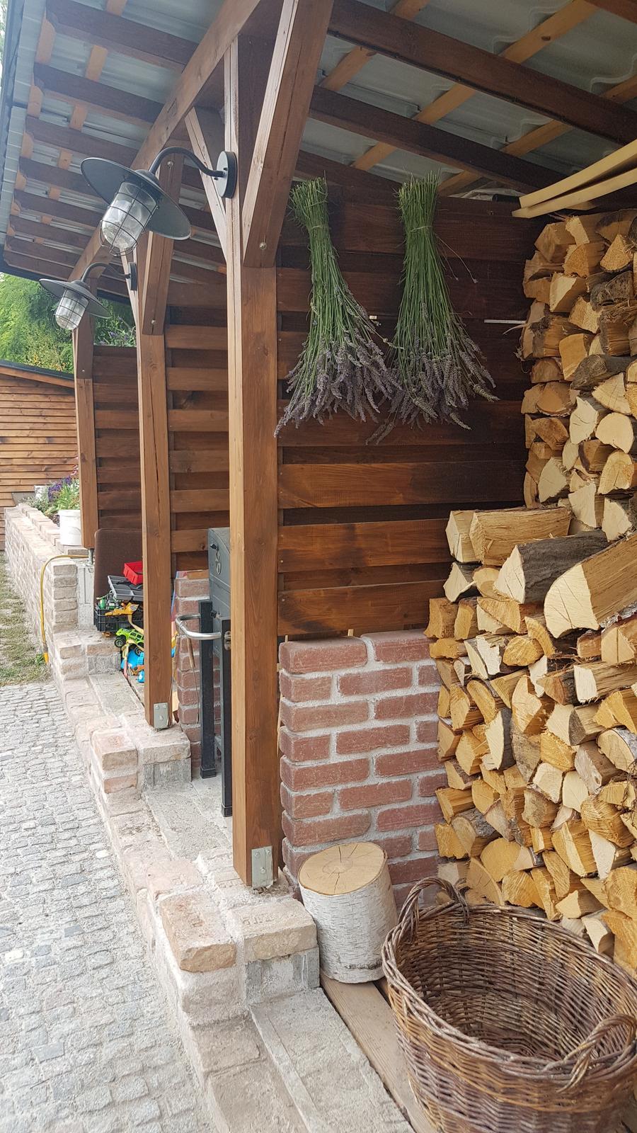 Drevník a kafé kútik - projekt roku  2018 - Obrázek č. 163