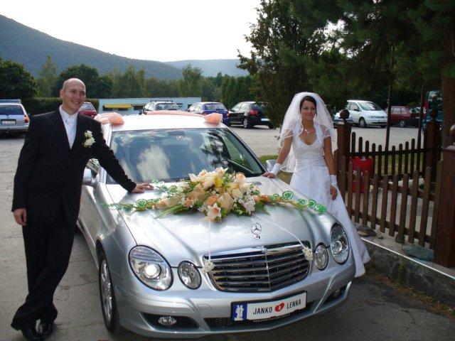 Lenka{{_AND_}}Janko Hirjakovci - Naše auto