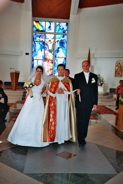 Lenka{{_AND_}}Janko Hirjakovci - Už sme manželia :-)
