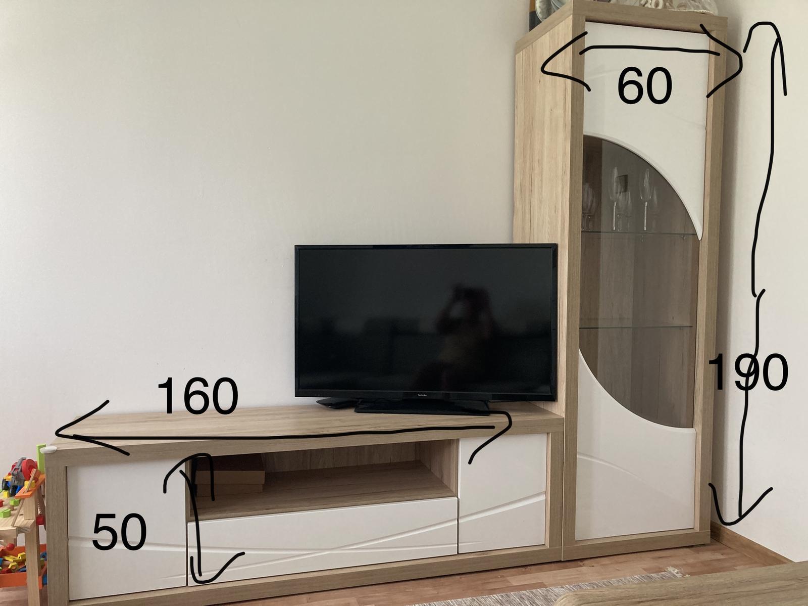 Nábytok do obývačky - Obrázok č. 1