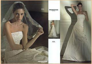 Moje vybrané šaty Pronovias NEPAL