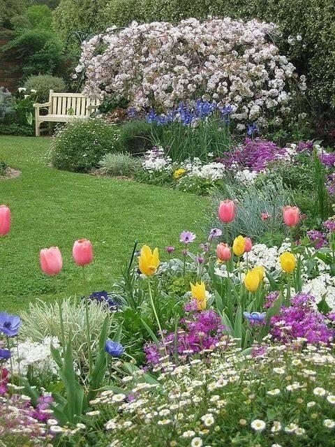 Vidiecke záhrady - inšpirácie - Obrázok č. 3