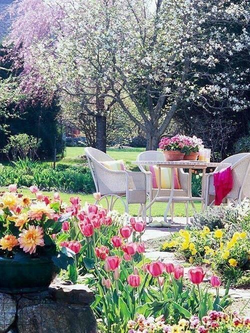 Vidiecke záhrady - inšpirácie - Obrázok č. 2