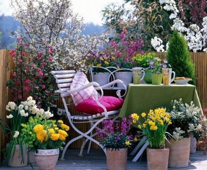Vidiecke záhrady - inšpirácie - Obrázok č. 4