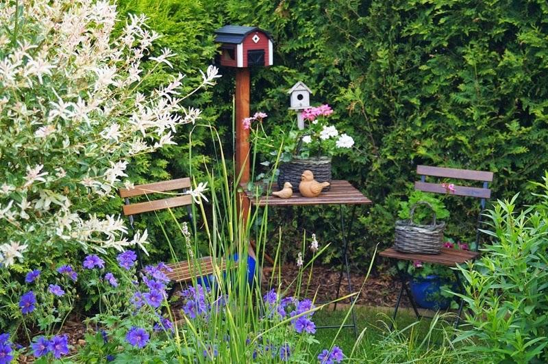 Vidiecke záhrady - inšpirácie - Obrázok č. 21