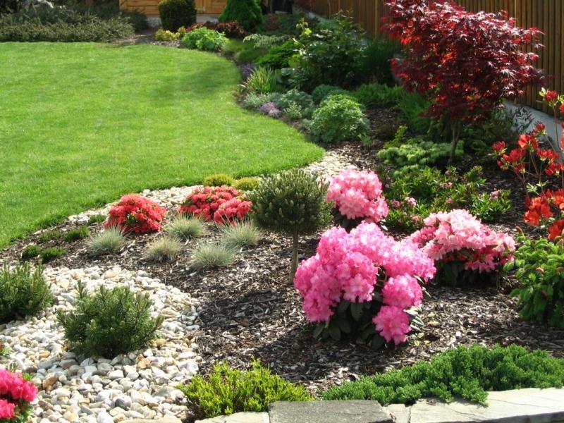 Vidiecke záhrady - inšpirácie - Obrázok č. 41