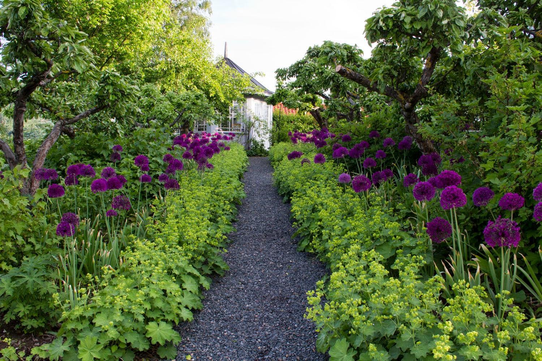 Vidiecke záhrady - inšpirácie - Obrázok č. 77