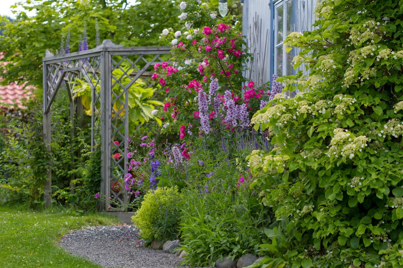 Vidiecke záhrady - inšpirácie - Obrázok č. 78