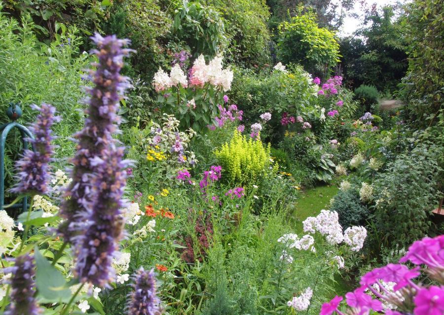 Vidiecke záhrady - inšpirácie - Obrázok č. 100