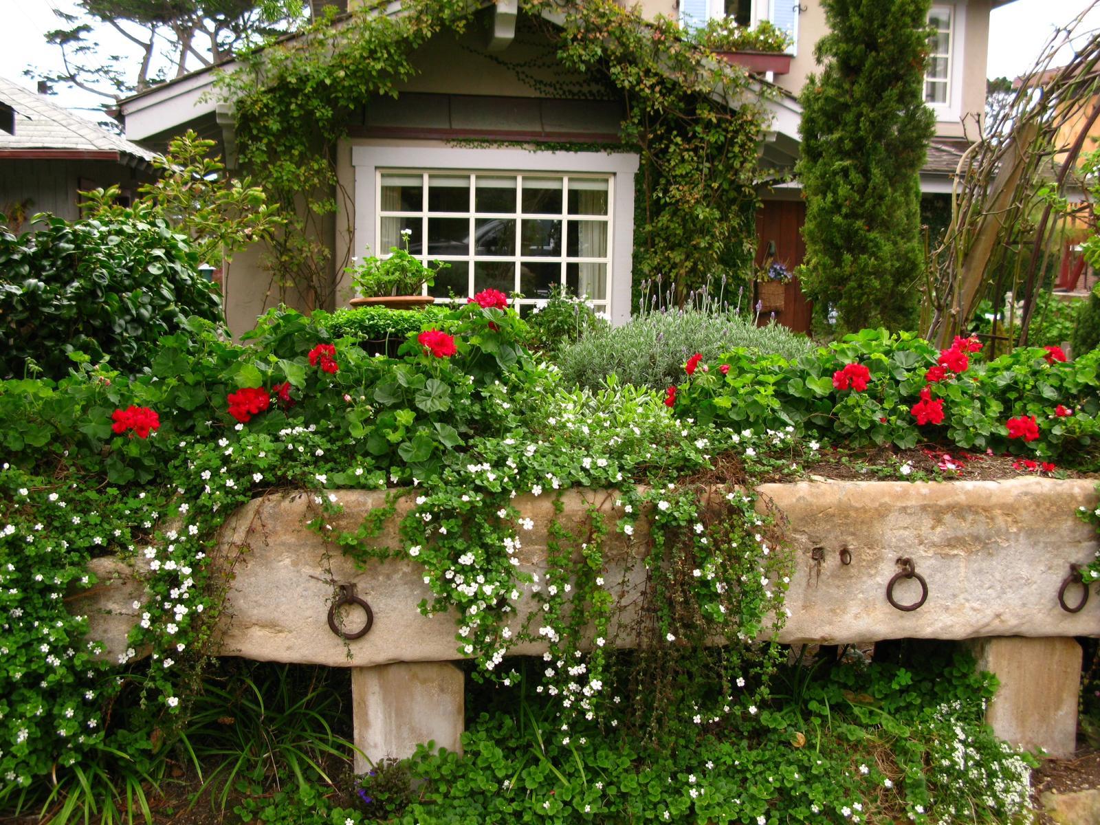 Vidiecke záhrady - inšpirácie - Obrázok č. 101