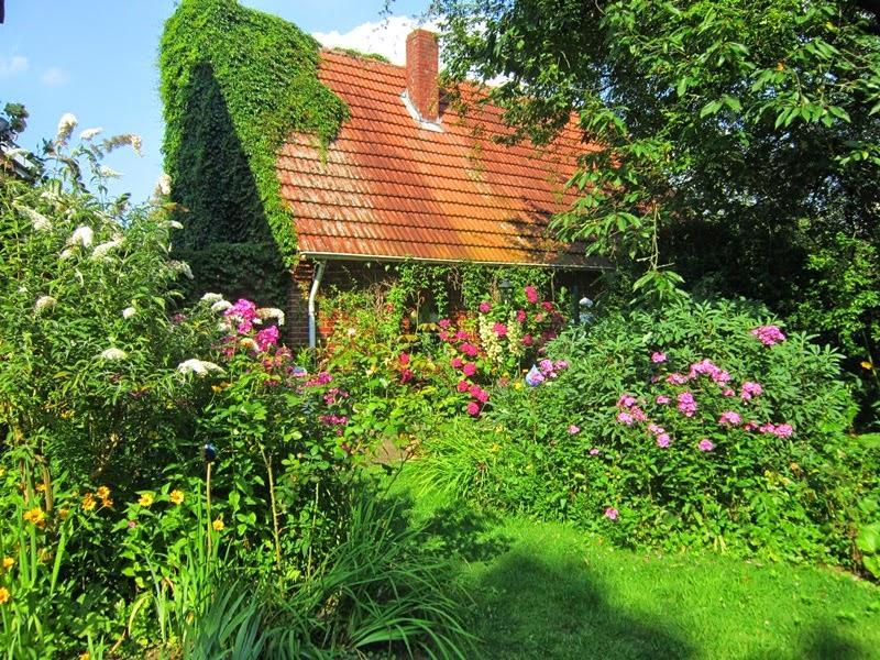Vidiecke záhrady - inšpirácie - Obrázok č. 115