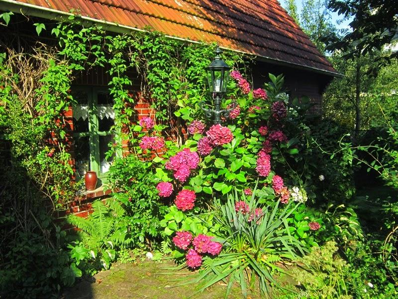 Vidiecke záhrady - inšpirácie - Obrázok č. 116