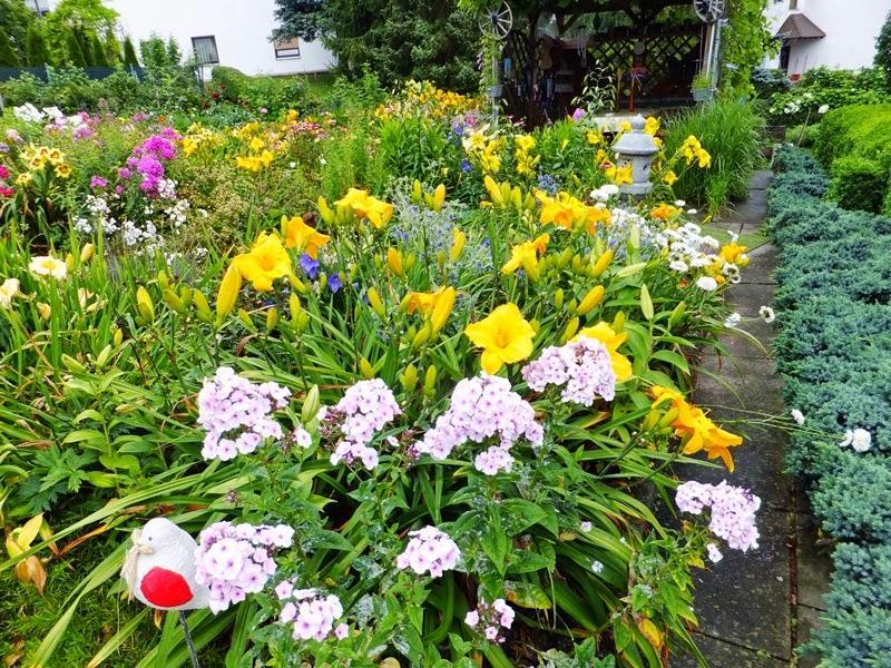 Vidiecke záhrady - inšpirácie - Obrázok č. 121