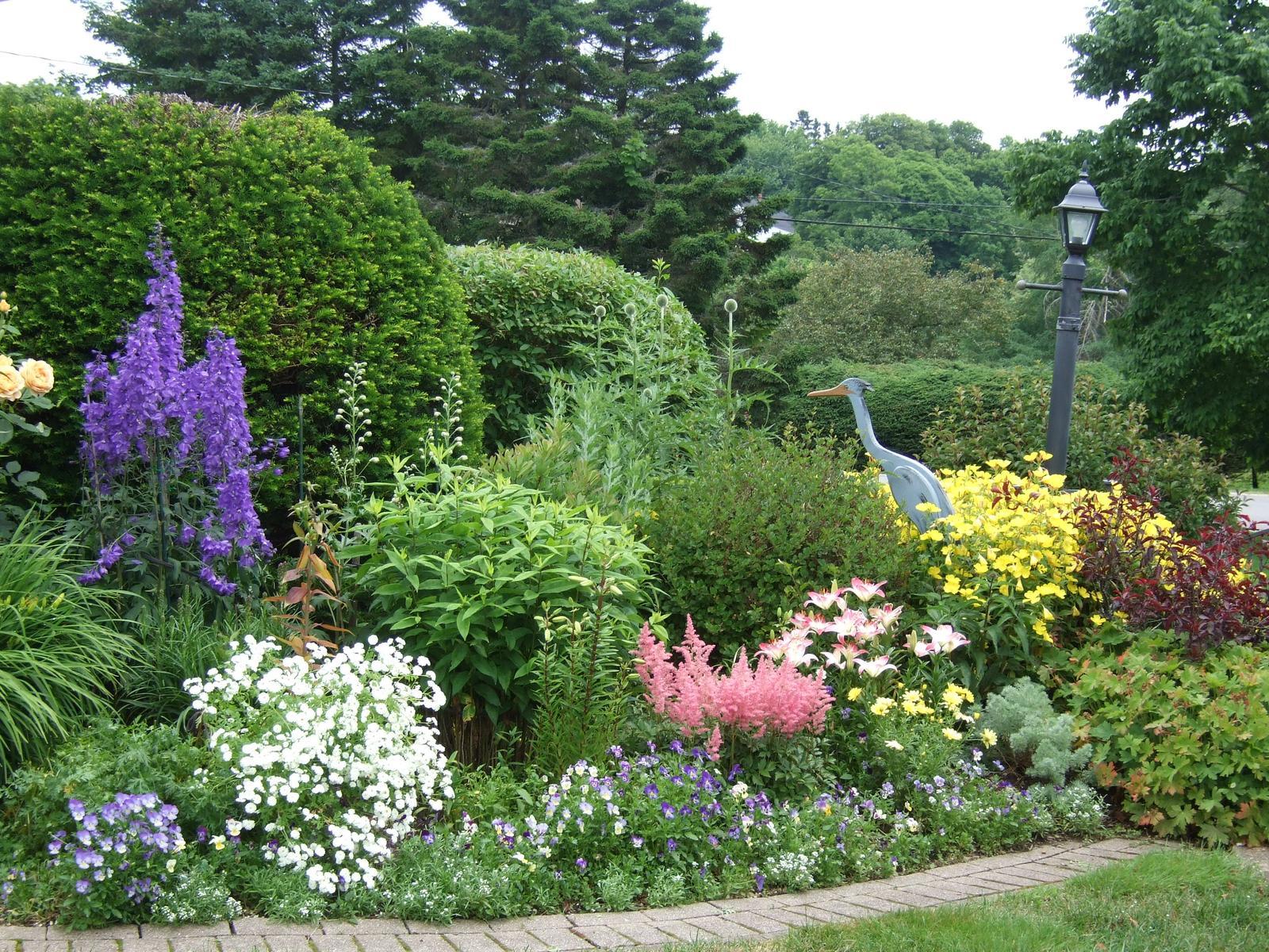 Vidiecke záhrady - inšpirácie - Obrázok č. 124