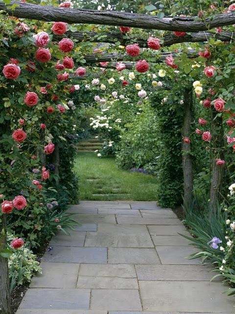 Vidiecke záhrady - inšpirácie - Obrázok č. 126