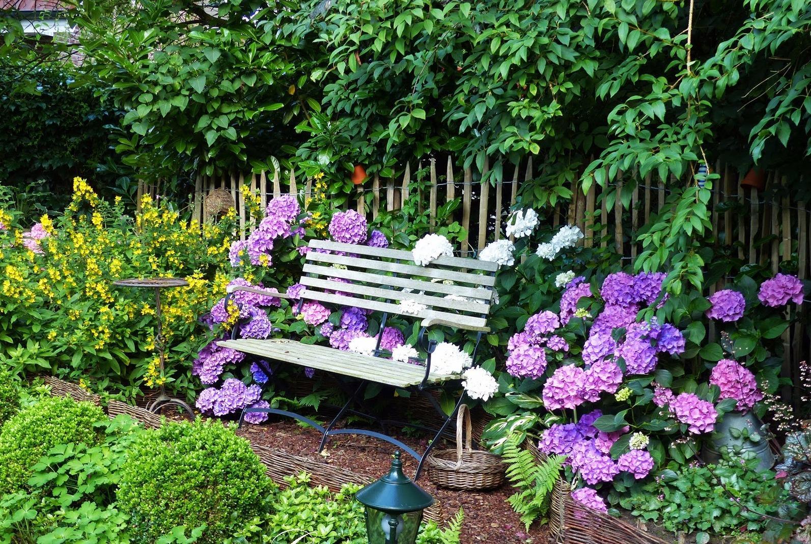 Vidiecke záhrady - inšpirácie - Obrázok č. 137