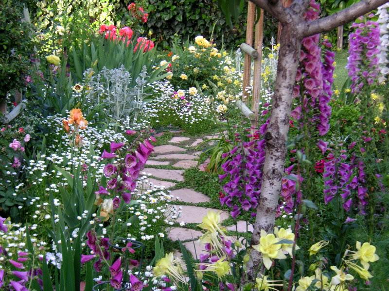 Vidiecke záhrady - inšpirácie - Obrázok č. 190