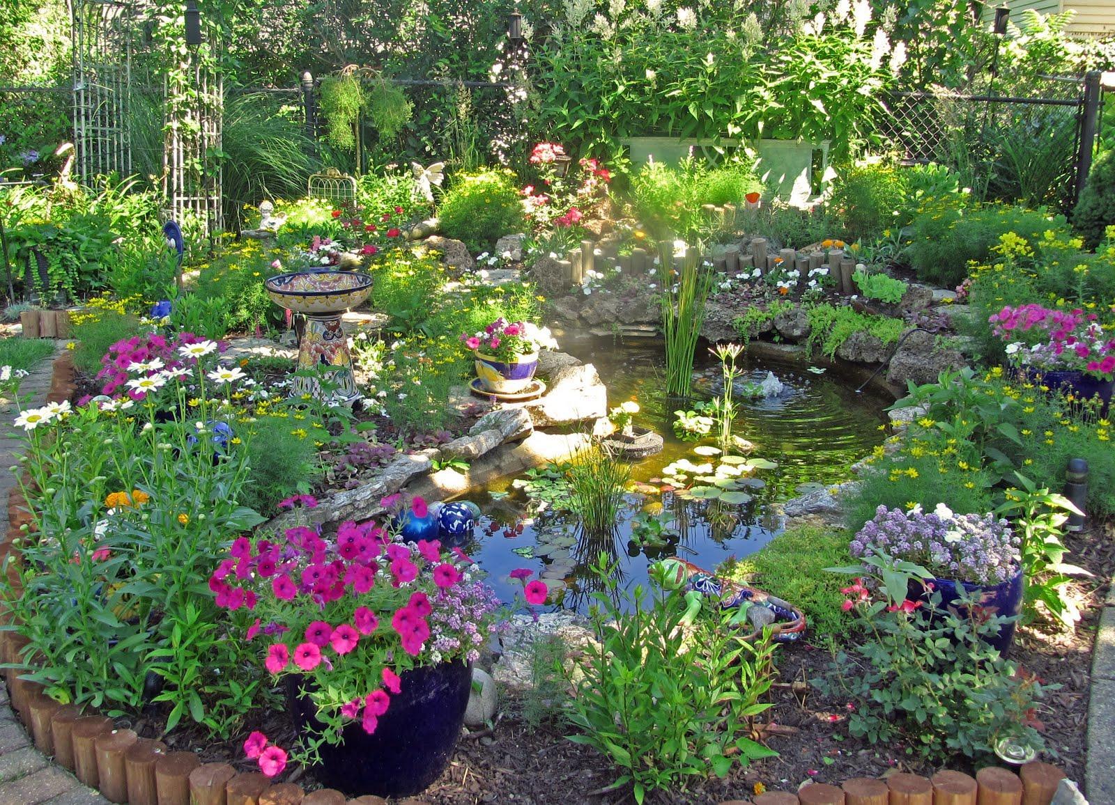 Vidiecke záhrady - inšpirácie - Obrázok č. 219
