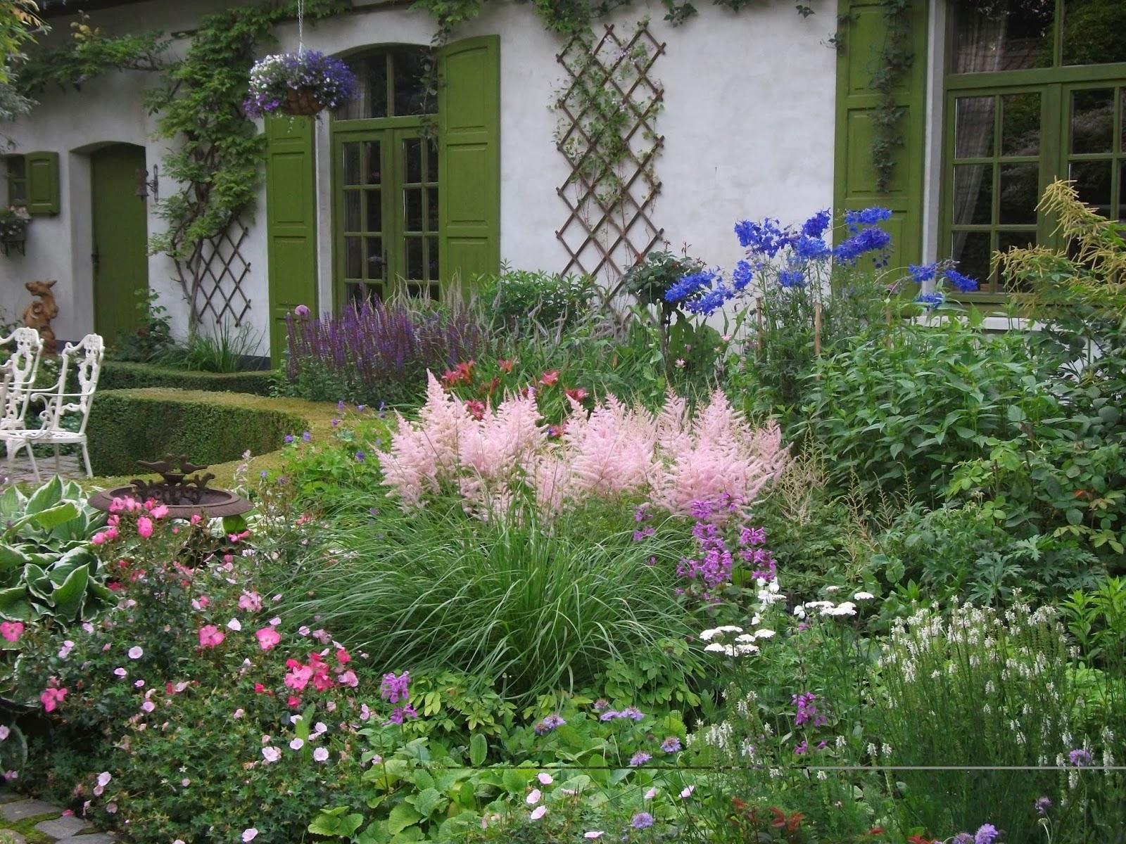 Vidiecke záhrady - inšpirácie - Obrázok č. 226