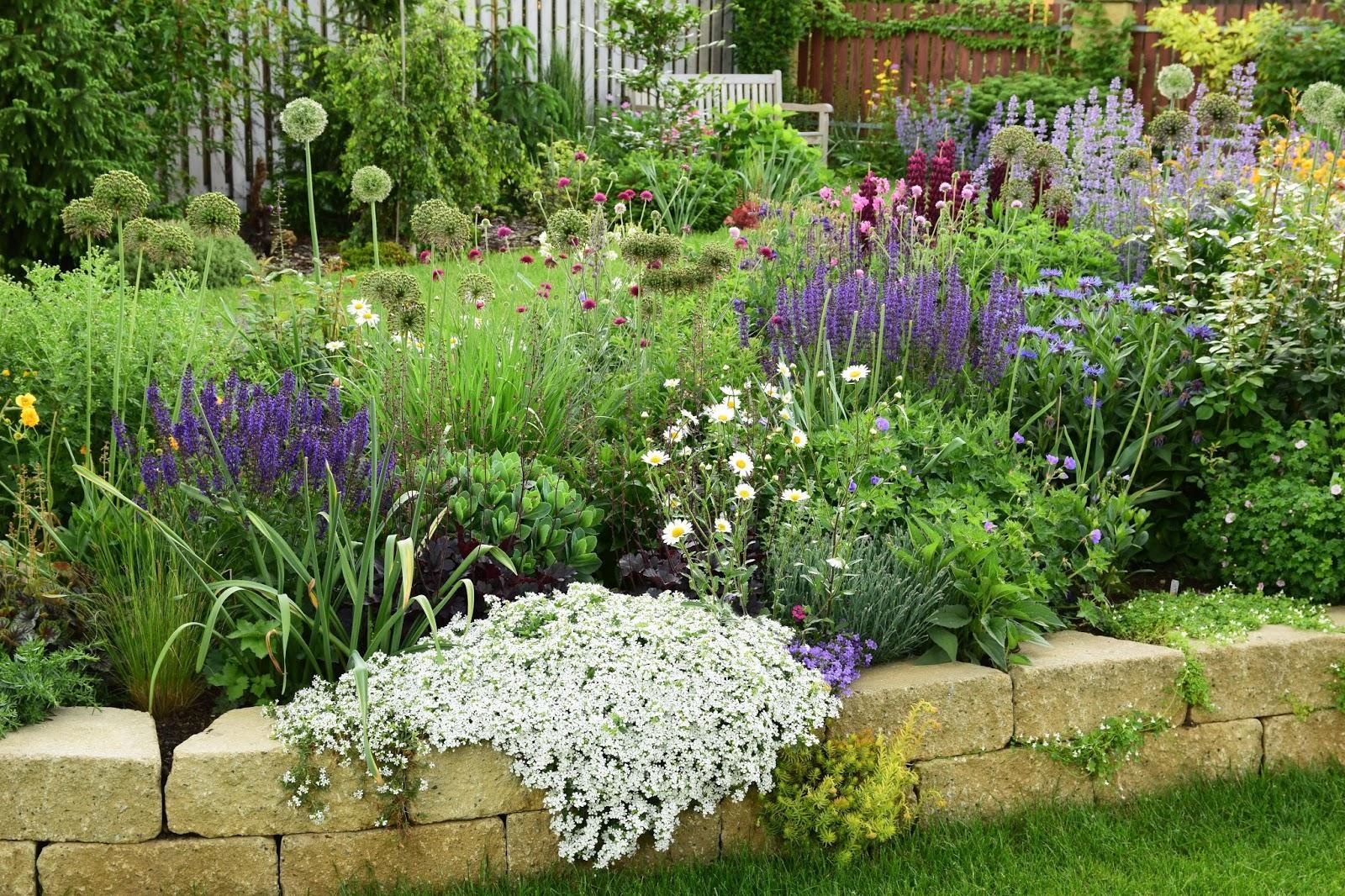 Vidiecke záhrady - inšpirácie - Obrázok č. 250