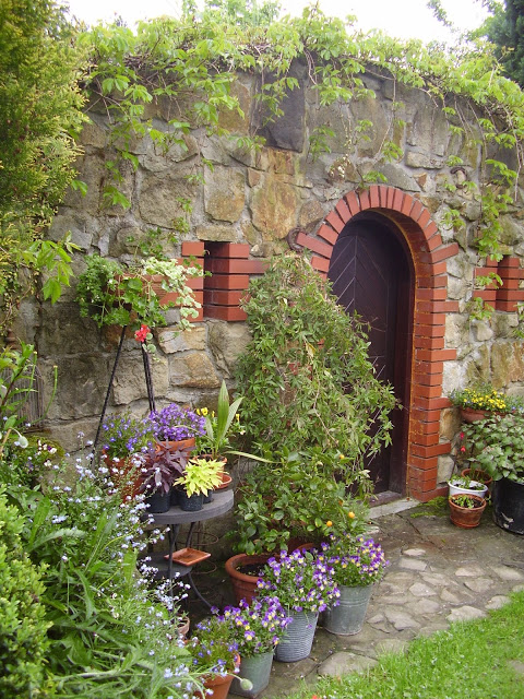 Vidiecke záhrady - inšpirácie - Obrázok č. 284