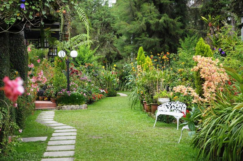 Vidiecke záhrady - inšpirácie - Obrázok č. 308