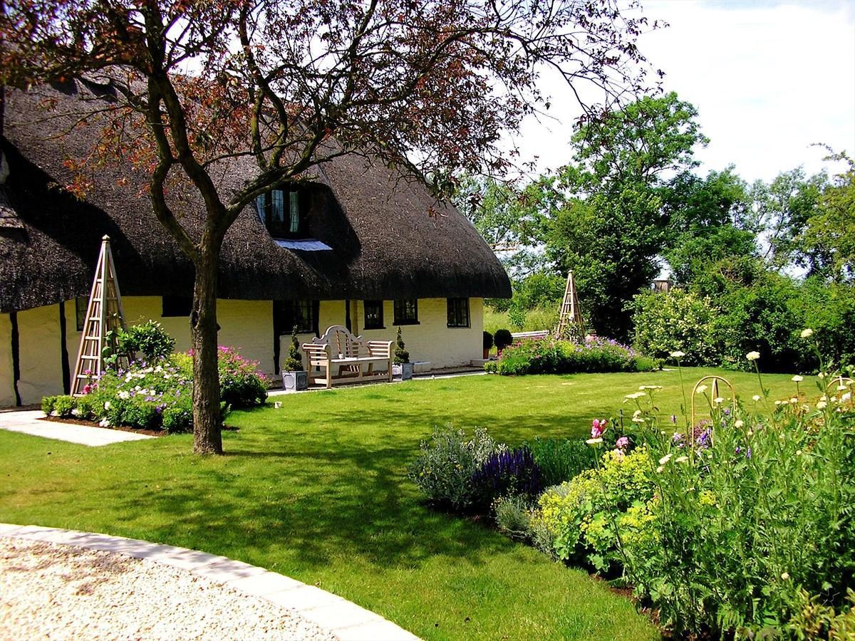 Vidiecke záhrady - inšpirácie - Obrázok č. 462