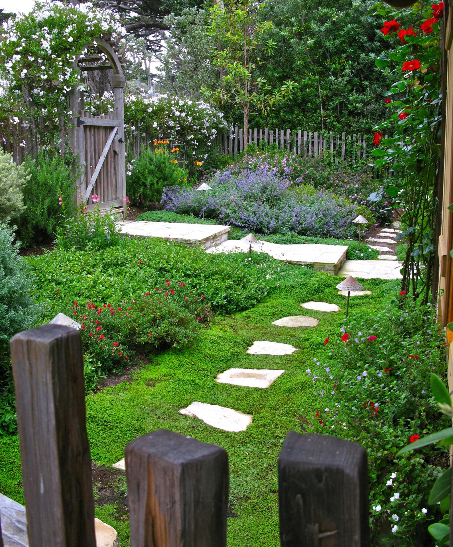 Vidiecke záhrady - inšpirácie - Obrázok č. 480