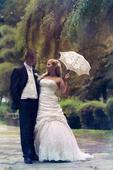 nadherne korzetove svadobne saty 36 - 40, 38