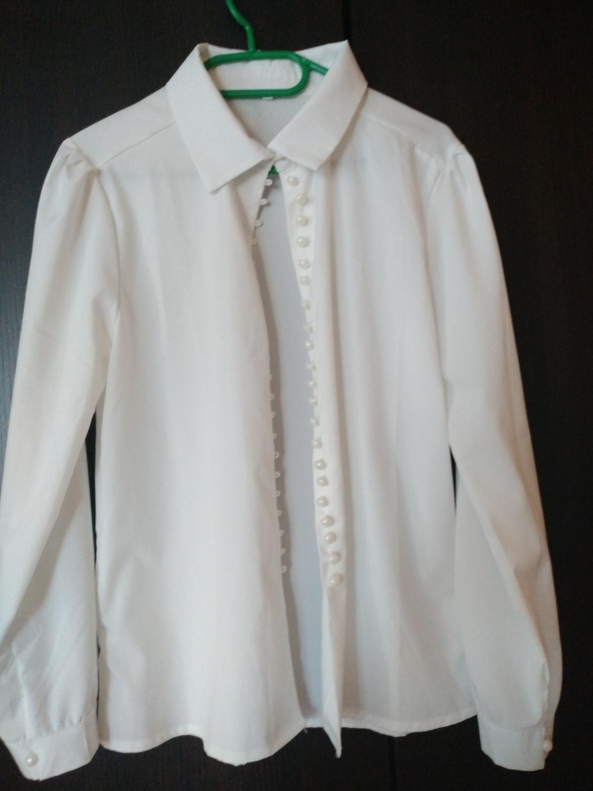 Elegantna bluzka - Obrázok č. 1