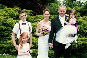 Moje krásná rodina :-)