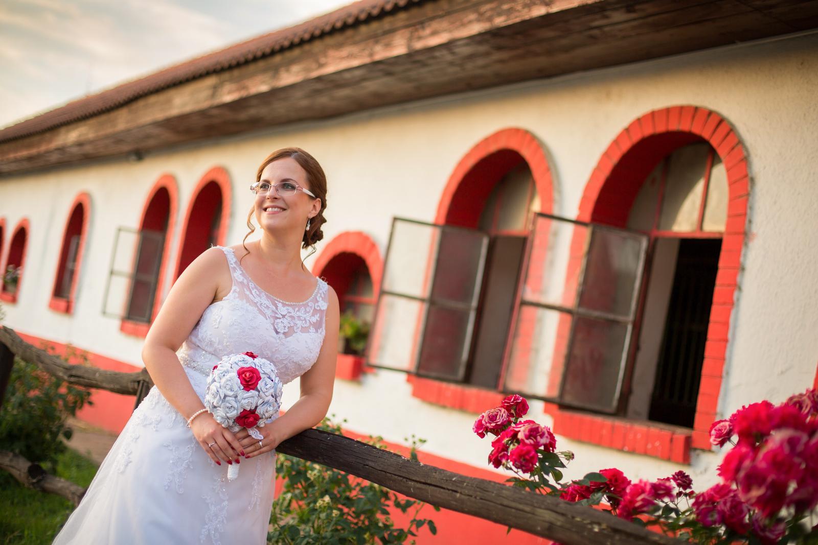 Janka{{_AND_}}Roman - knižná svadba - fotené v C'est la vie...